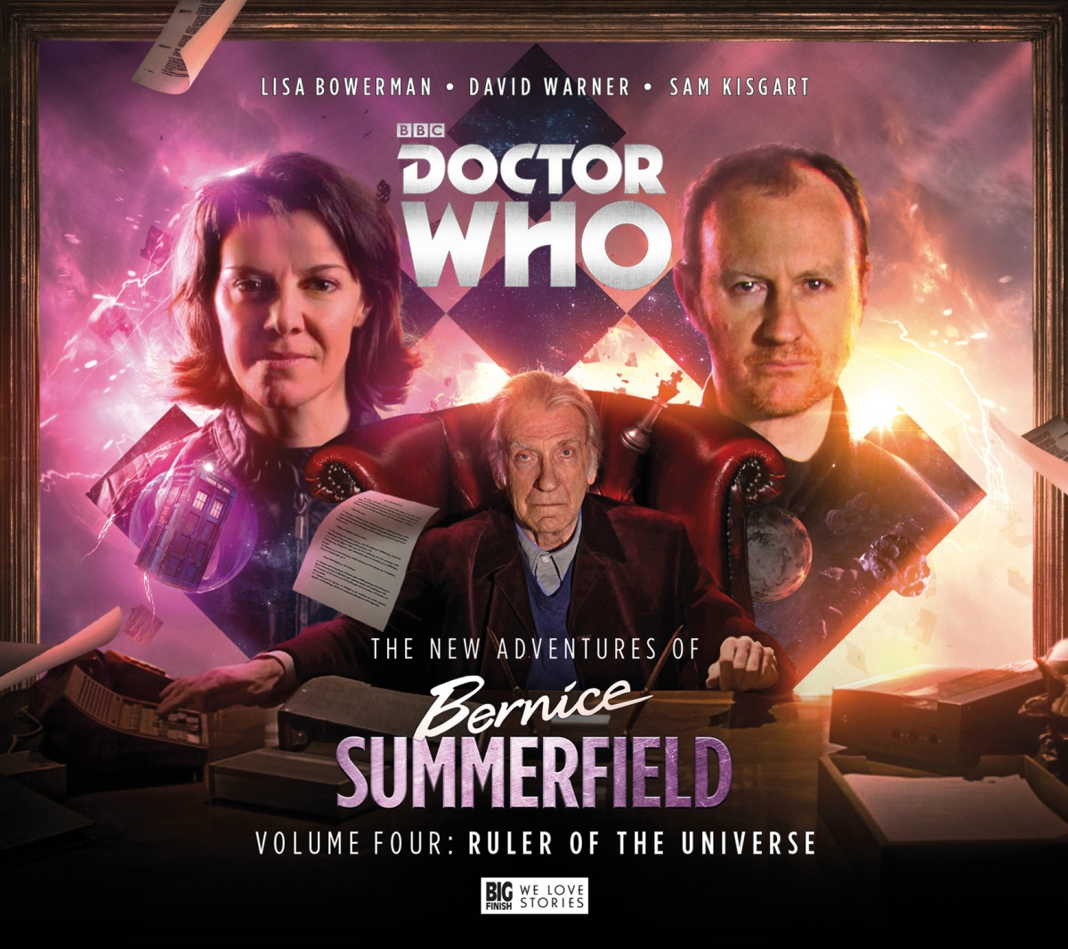The New Adventures of Bernice Summerfield Volume Four: The Ruler of the Universe review
