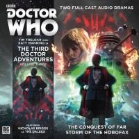 Third Doctor Adventures Volume 03 review