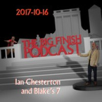 The ranging of the Big Finish podcasts