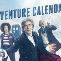 Doctor Who Adventure Calendar 2017