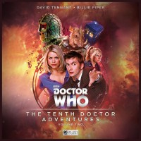Tenth Doctor Adventures Volume 2 review