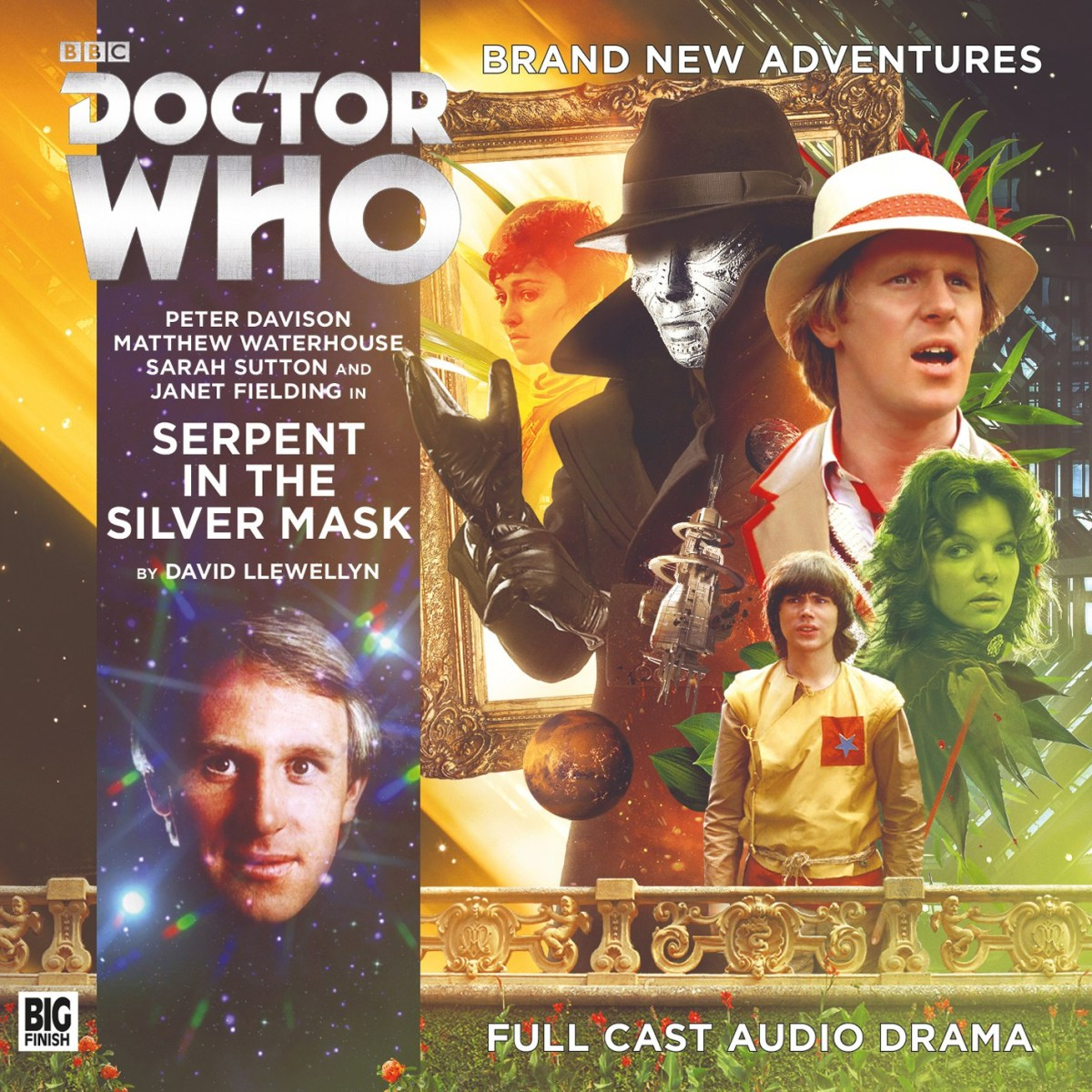 Serpent in the Silver Mask review