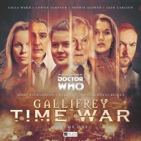 Notes on Gallifrey Time War