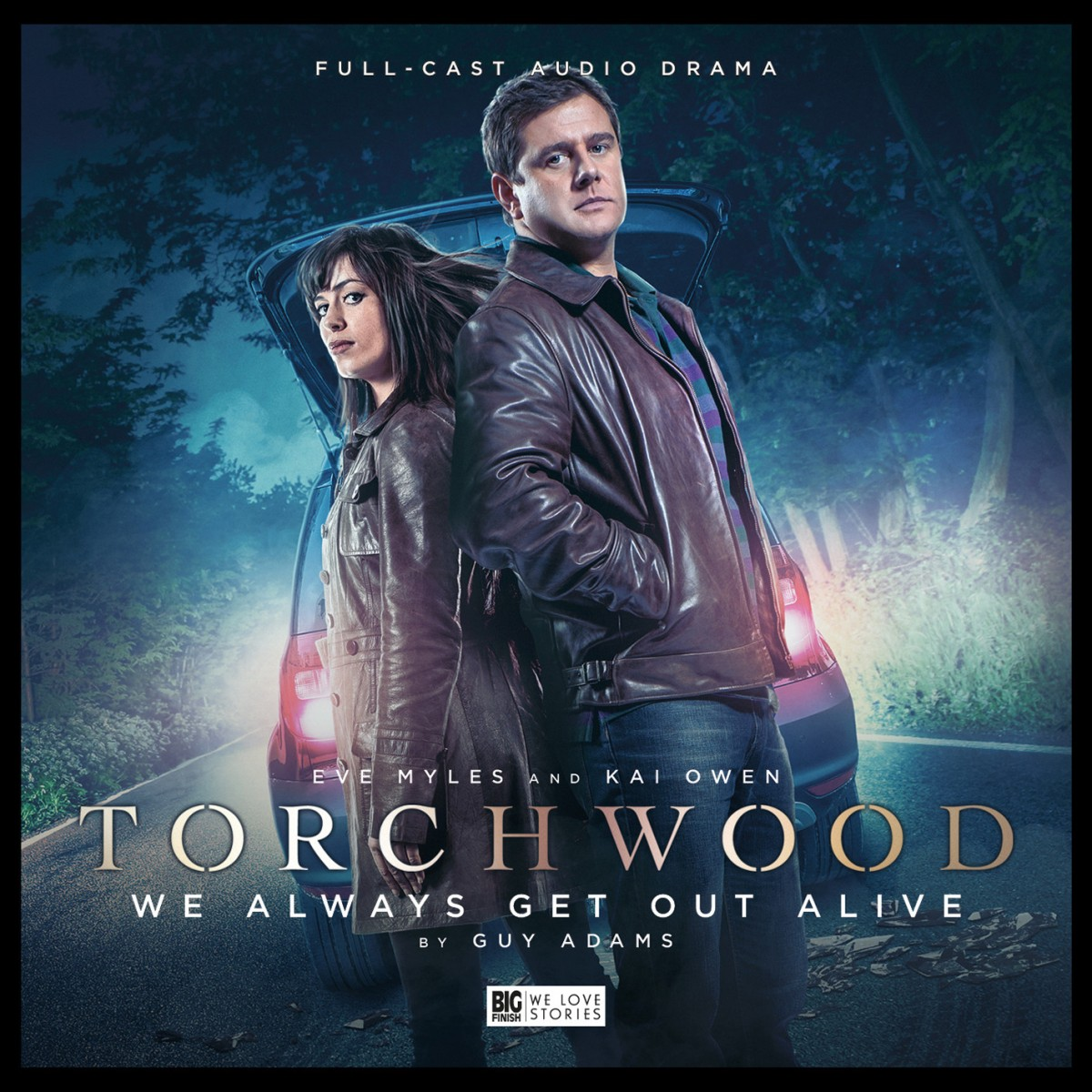 Torchwood: We Always Get Out Alive review on CultBox
