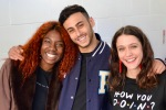 Vivian Oparah (Tanya Adeola), Fady Elsayed (Ram Singh) and Sophie Hopkins (April MacLean) 1.jpg