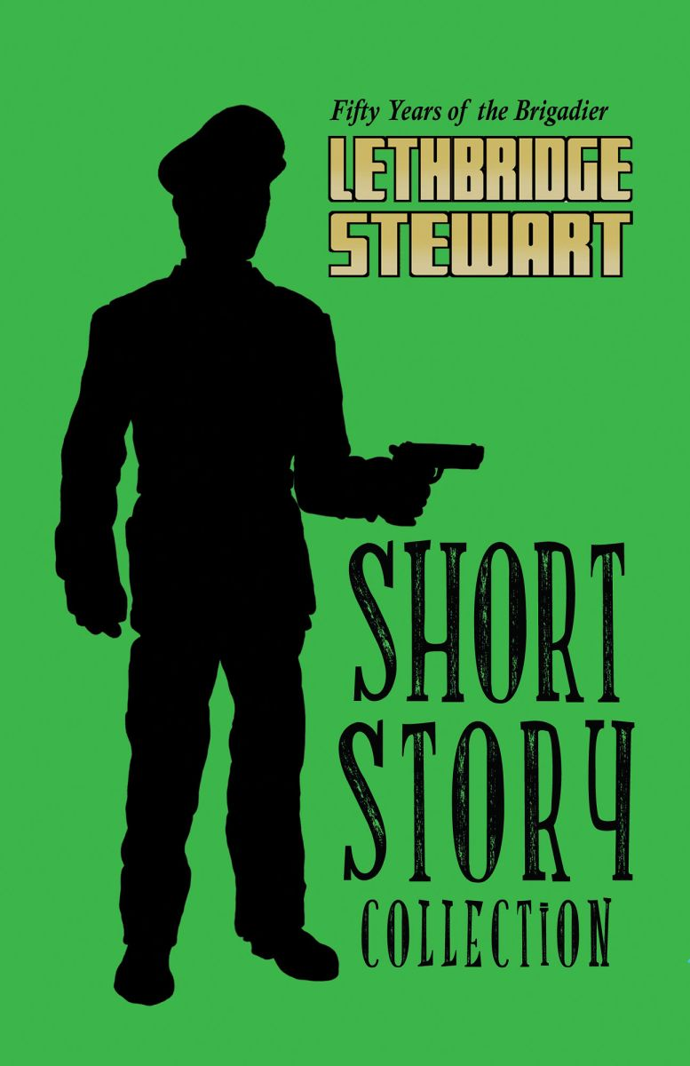 New Brigadier short story collection