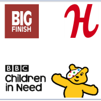 Big Finish Humble Bundle bargain for Children in Need 2018