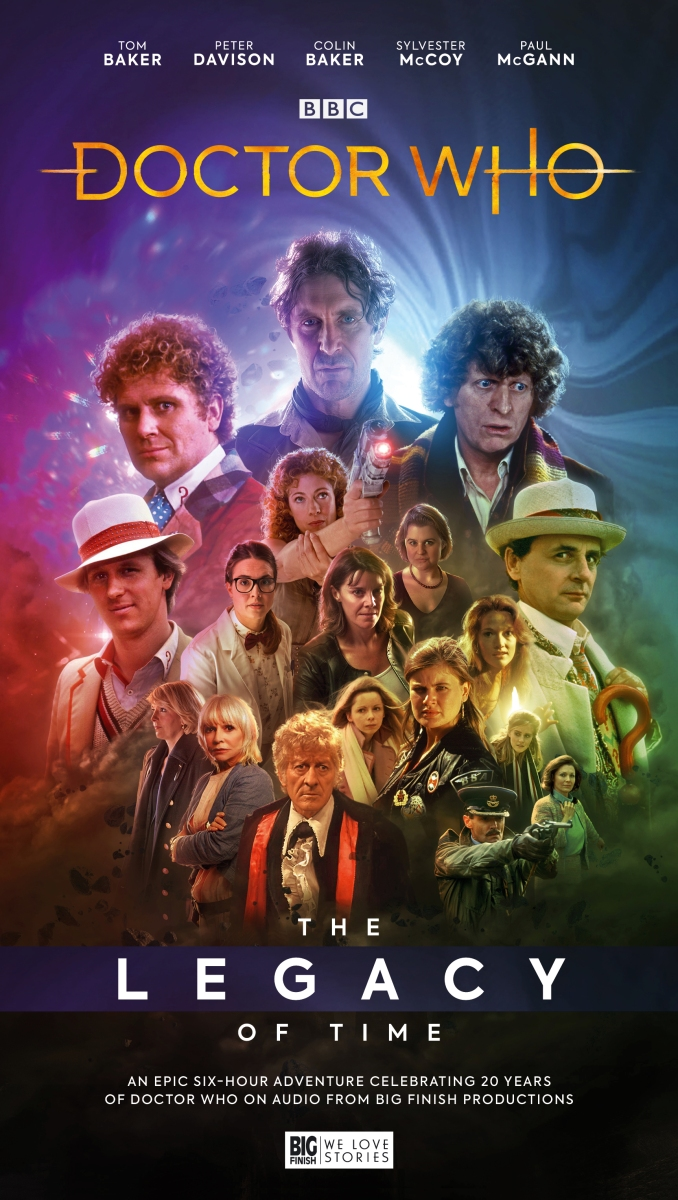 Big Finish announces The Legacy of Time