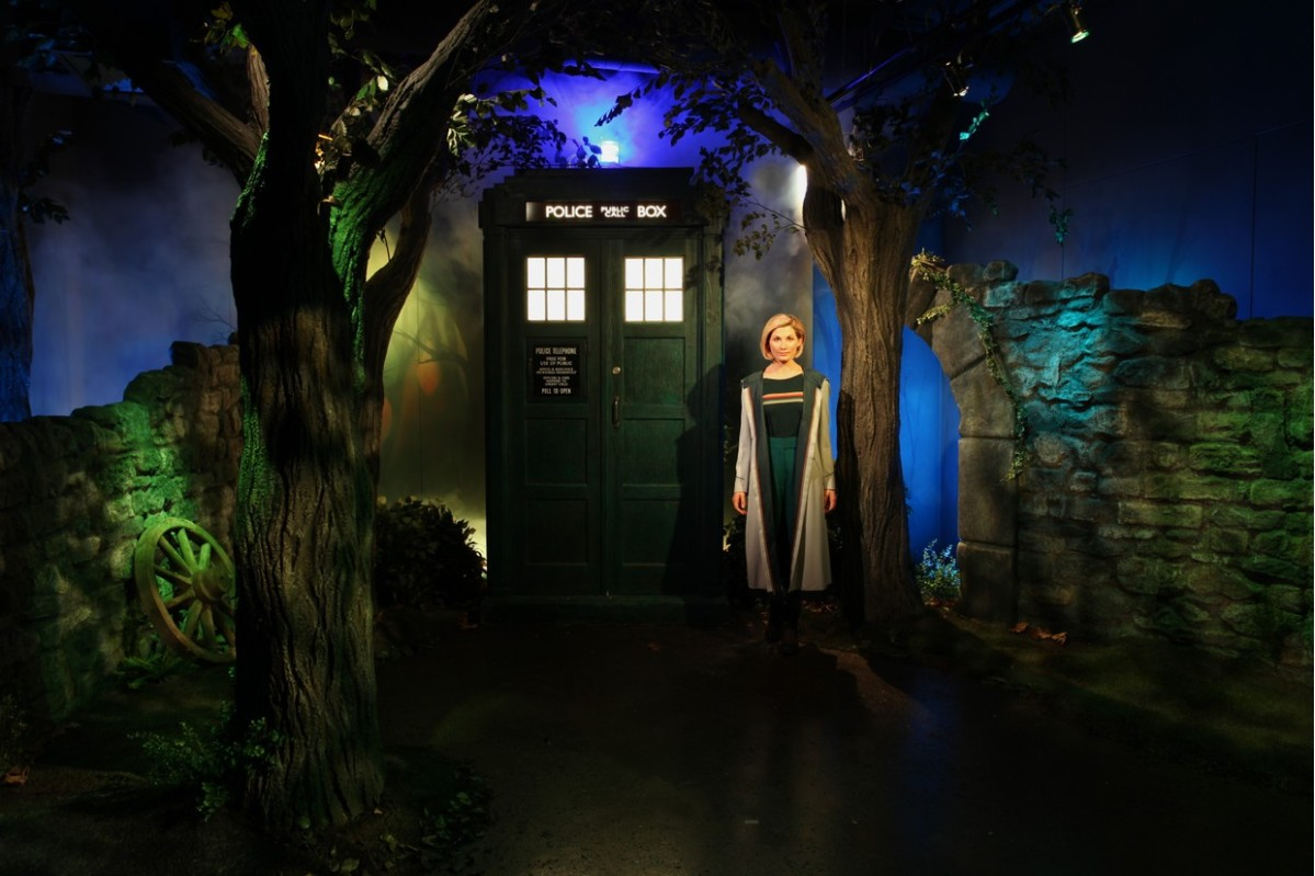Thirteenth Doctor to appear in Blackpoll (as a waxwork!)