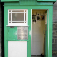 Sheffield's Green Police Boxes