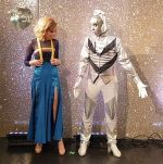 Stacey Dooley and Kevin Clifton Doctor Who Tango