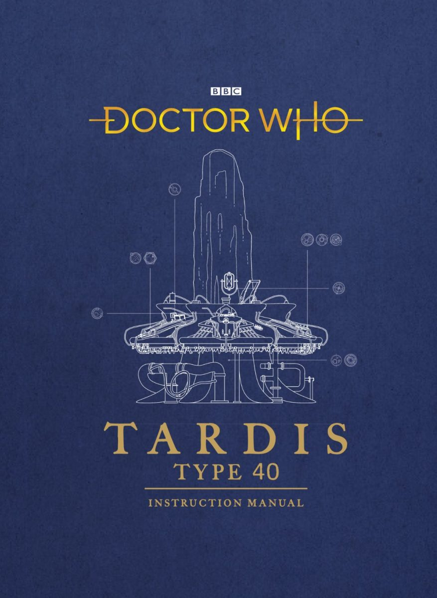 Finally! An Instruction Manual for the TARDIS