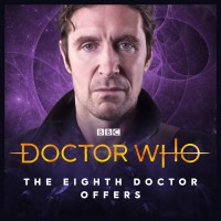 Big Finish Eighth Doctor offers