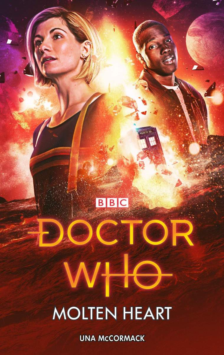 Doctor Who: Molten Heart review