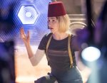 Thirteenth Doctor in fez.jpg