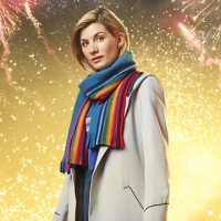 Thirteenth Doctor's new scarf