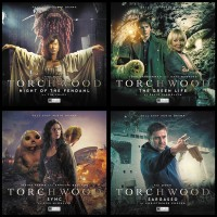 Torchwood vs Doctor Who Monsters announced