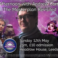 Andrew Cartmel to talk Masterplan!