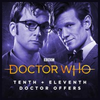 Big Finish Tenth and Eleventh Doctor sale