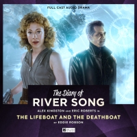 River Song 5.3 The Lifeboat and The Deathboat review