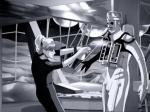 Polly vs Cyberman The Moonbase.jpg