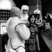 Mission to the Unknown being recreated by Peter Purves