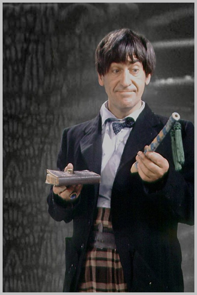 Everything Second Doctor (BBC Stories)