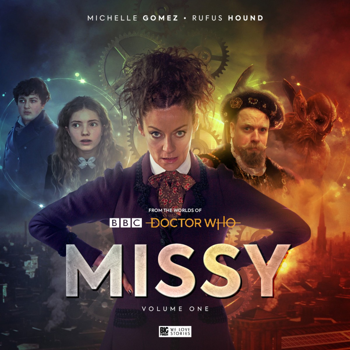 Missy Series 1 review on CultBox