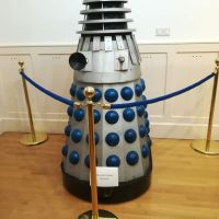 Dalek Deception in Cornwall