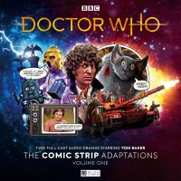 Fourth Doctor Comic Strip Adaptations Vol 1 review