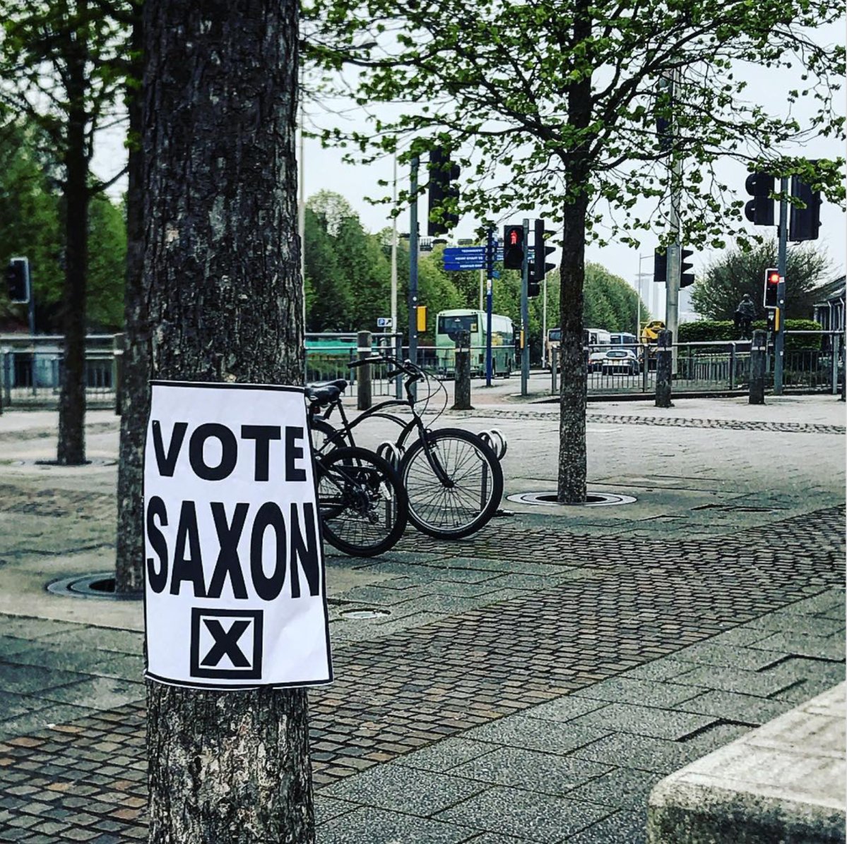 Should we Vote Saxon?