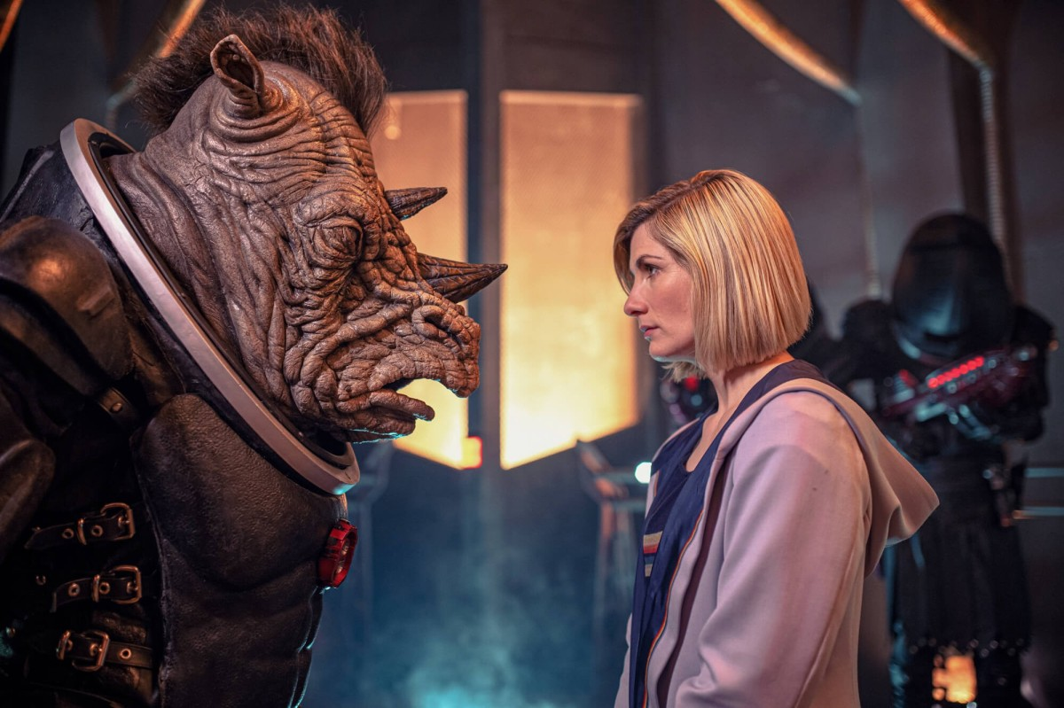 Judoon in Gloucester for Series 12