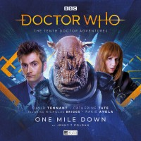 Tenth Doctor: One Mile Down review