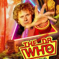 Unofficial 1987 Dr Who Annual cover reveal