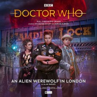 An Alien Werewolf in London review