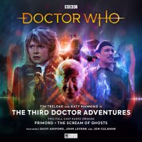 Third Doctor Adventures vol 5 review on CultBox