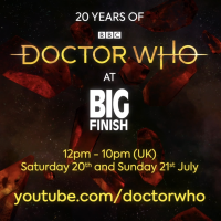 Big Finish 20 at 20 schedule now available
