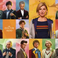 New portraits of the Doctors