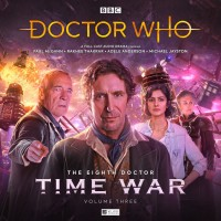 Doctor Who: Time War 3 review