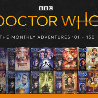 Doctor Who Main Range 101 - 150 end of print sale