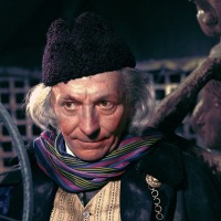 Hartnell's Doctor in colour!
