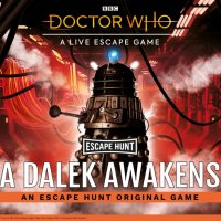 Dalek Awakens escape room coming soon