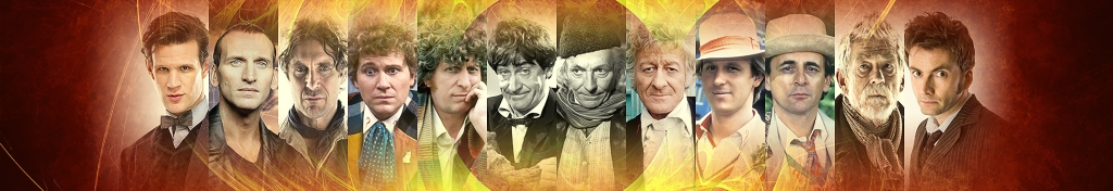 Big Finish all the Doctors banner