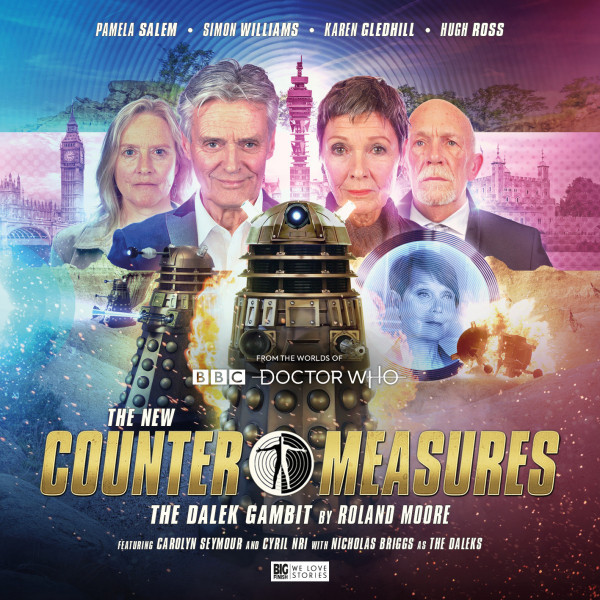Counter Measures The Dalek Gambit