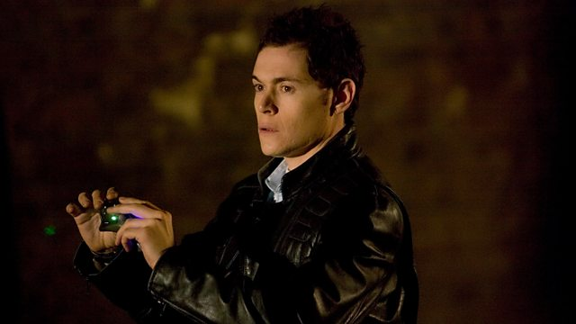 Owen Harper in Torchwood played by Burn Gorman