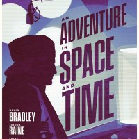 Stuart Manning Adventure in Space and Time Poster