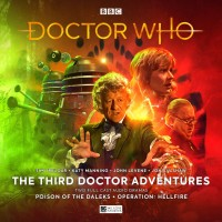 Doctor Who: Third Doctor Adventures vol 6 review on CultBox