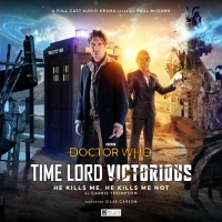 Big Finish provides full details for Time Lord Victorious