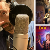 Big Finish announces the Tenth Doctor and River Song