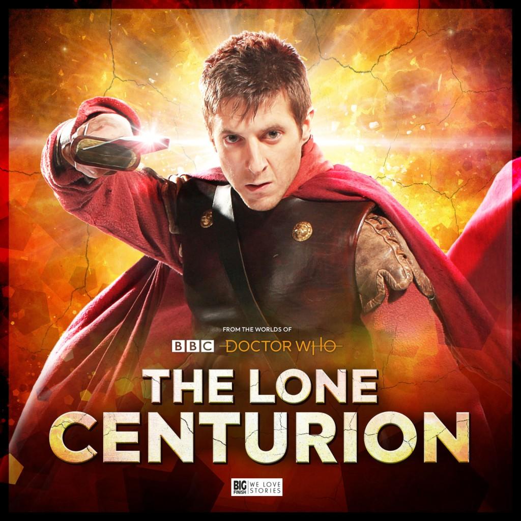 Arthur Darvill Rory The Lone Centurion